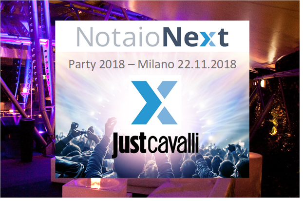 NotaioNext Party 2018